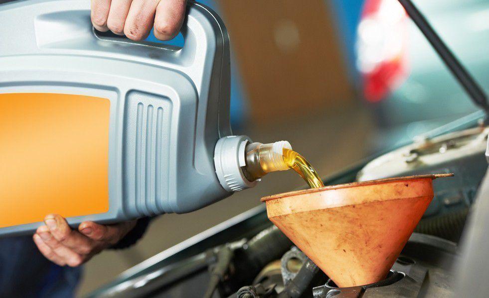 Как очистит моторное масло в домашних условиях 733